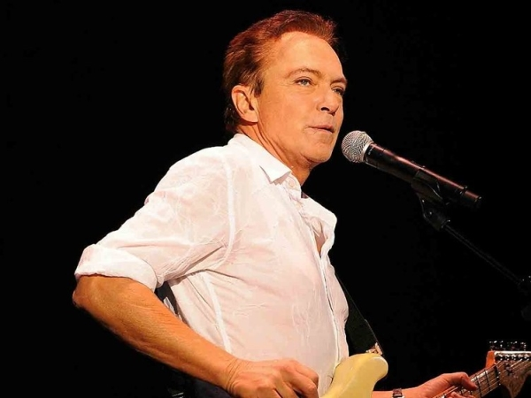 David Cassidy -- Mark Westwood / Getty Images